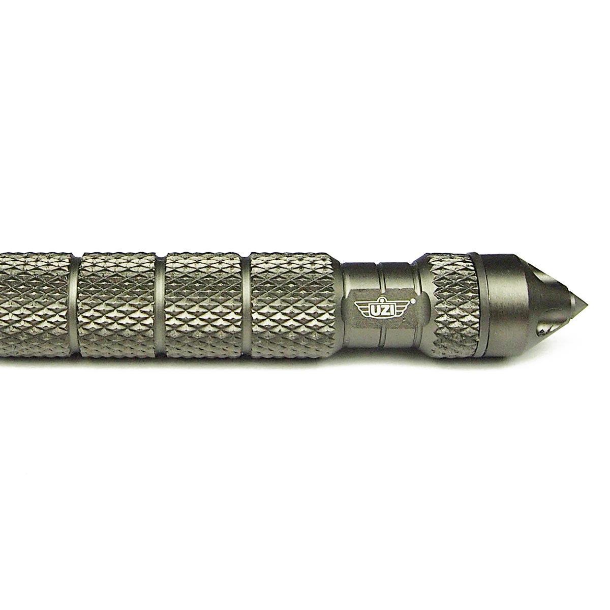Uzi Tactical Pen mit Glasbrecher Kugelschreiber Kubotan Tac Pen Stift Kuli NEU